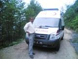 Camili Sağlık Ocağının Yeni Ambulansı